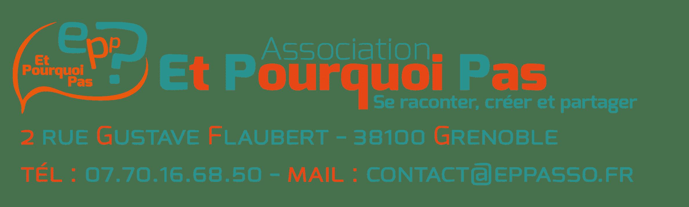 Bannière Contact Et Pourquoi Pas?
