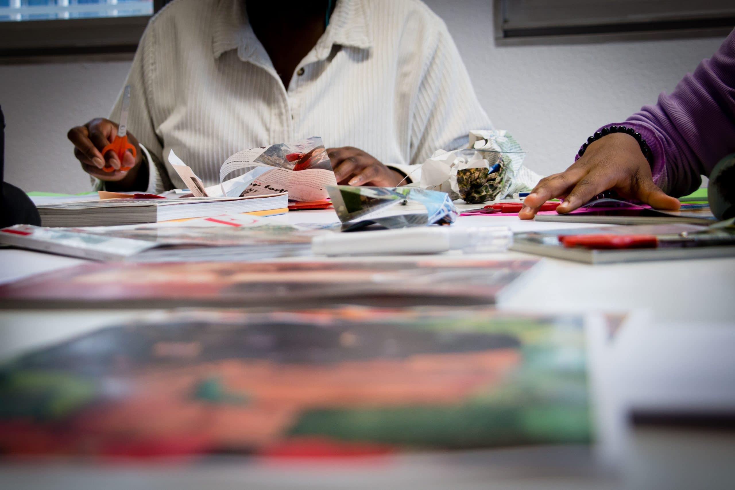 Ateliers d'expression artistique